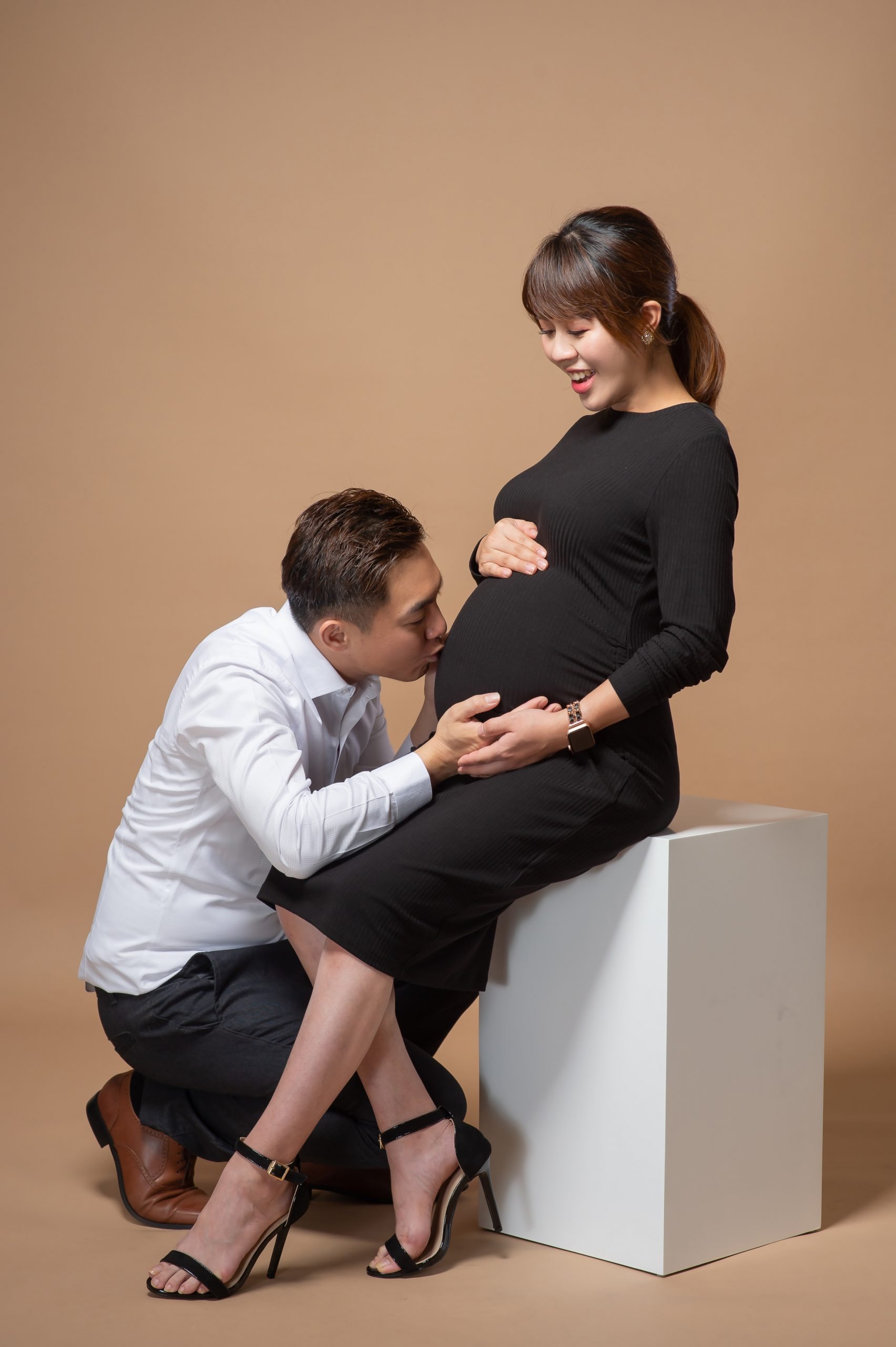 雜誌感孕婦寫真